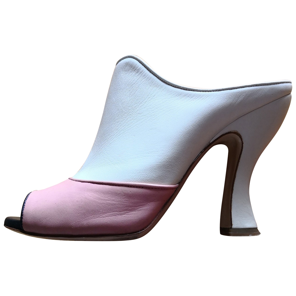 Miu Miu \N Pumps in  Bunt Leder
