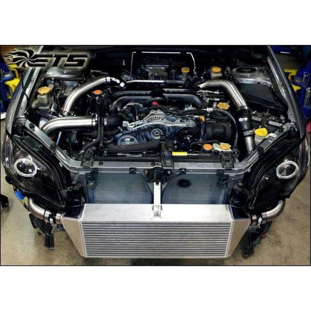 ETS 05-09 Subaru Legacy GT 4.0 Intercooler Upgrade Anodized Gold