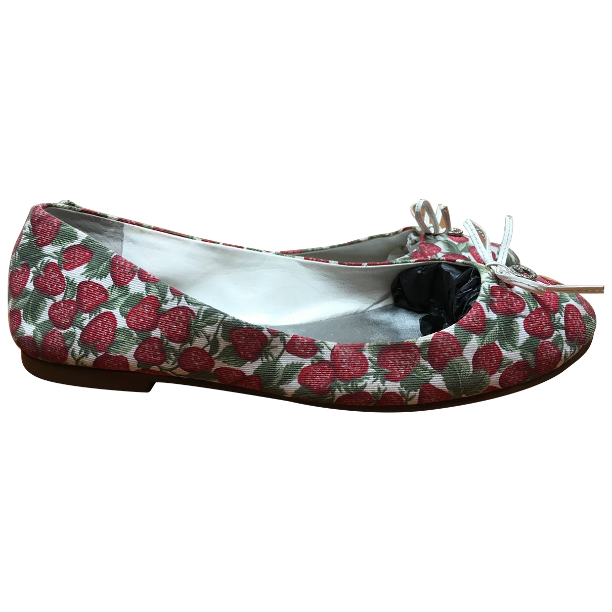 Guess \N Multicolour Cloth Flats for Women 36 EU