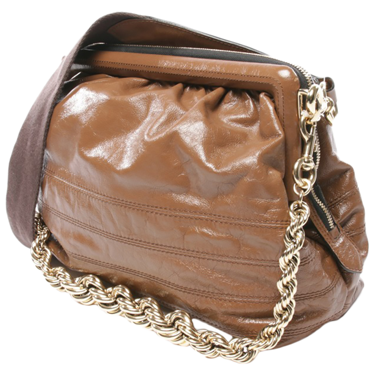 Marc Jacobs \N Brown Leather handbag for Women \N
