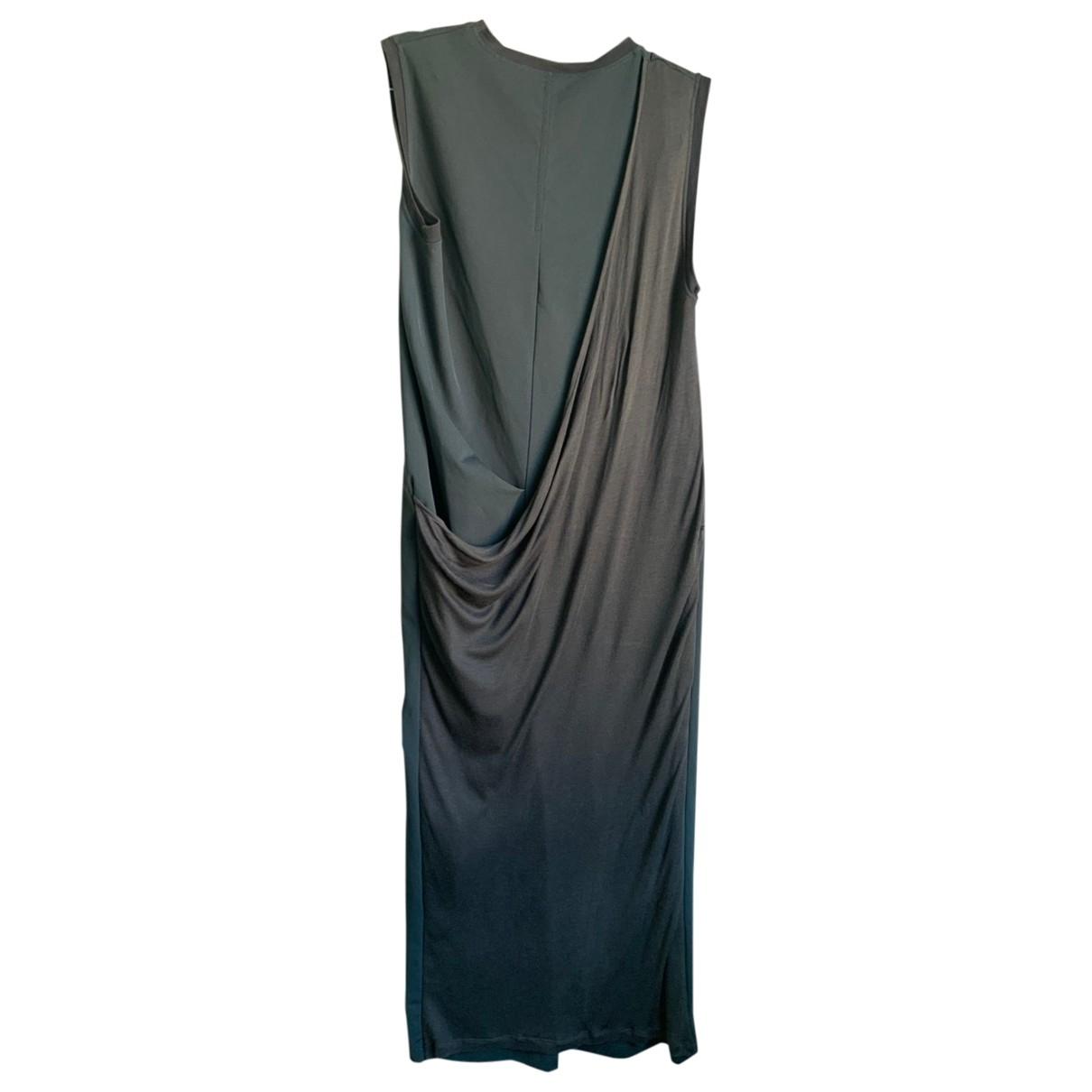 Damir Doma \N Kleid in  Grau Viskose