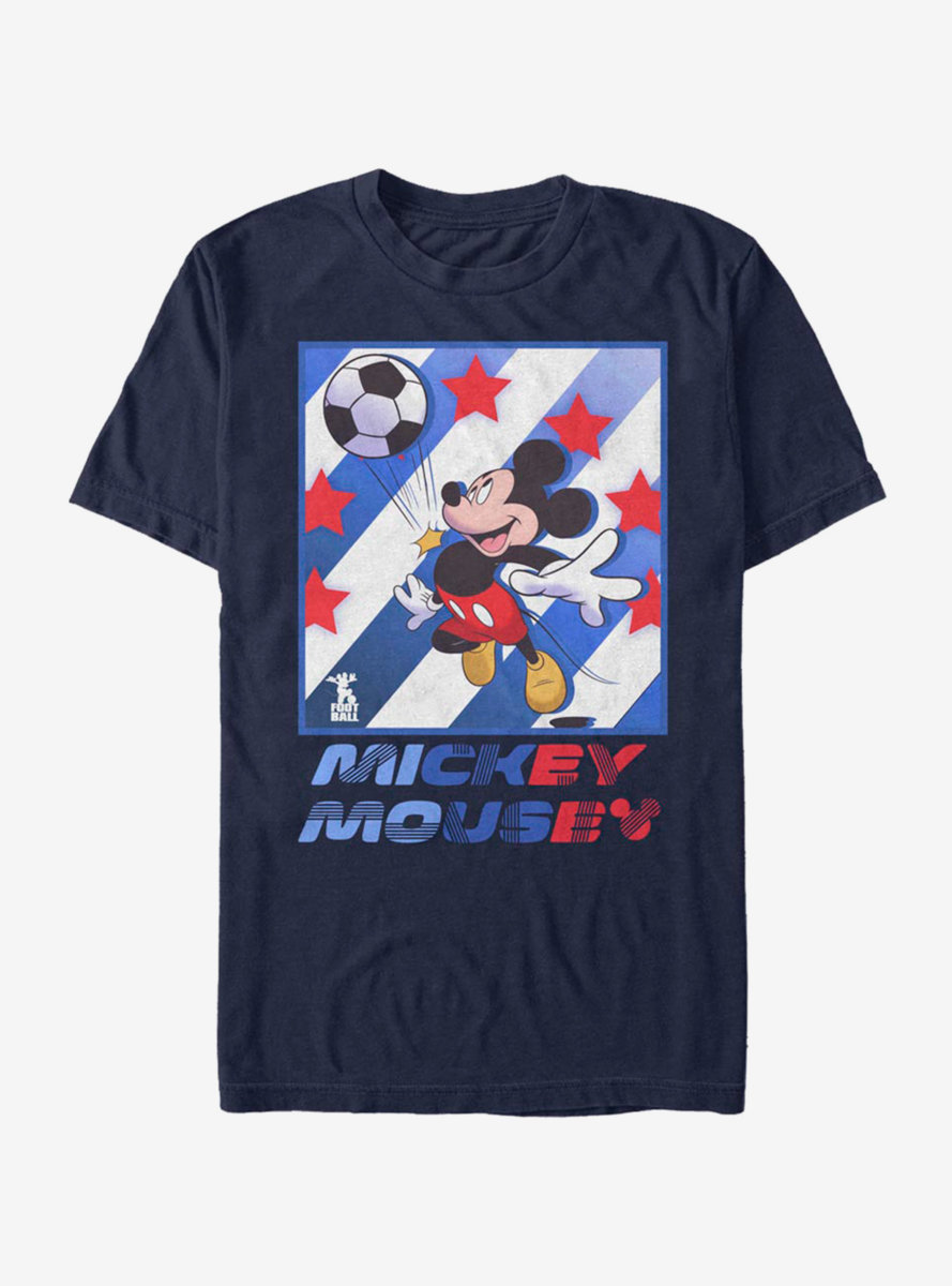 Disney Mickey Mouse Football Star T-Shirt