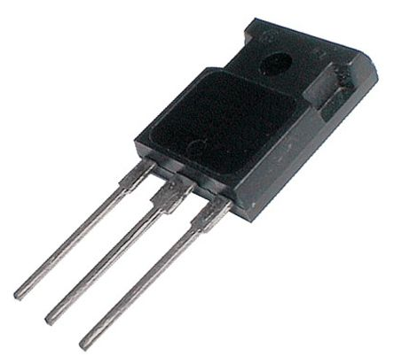 ROHM SiC N-Channel MOSFET, 72 A, 1200 V, 3-Pin TO-247N  SCT3030KLGC11