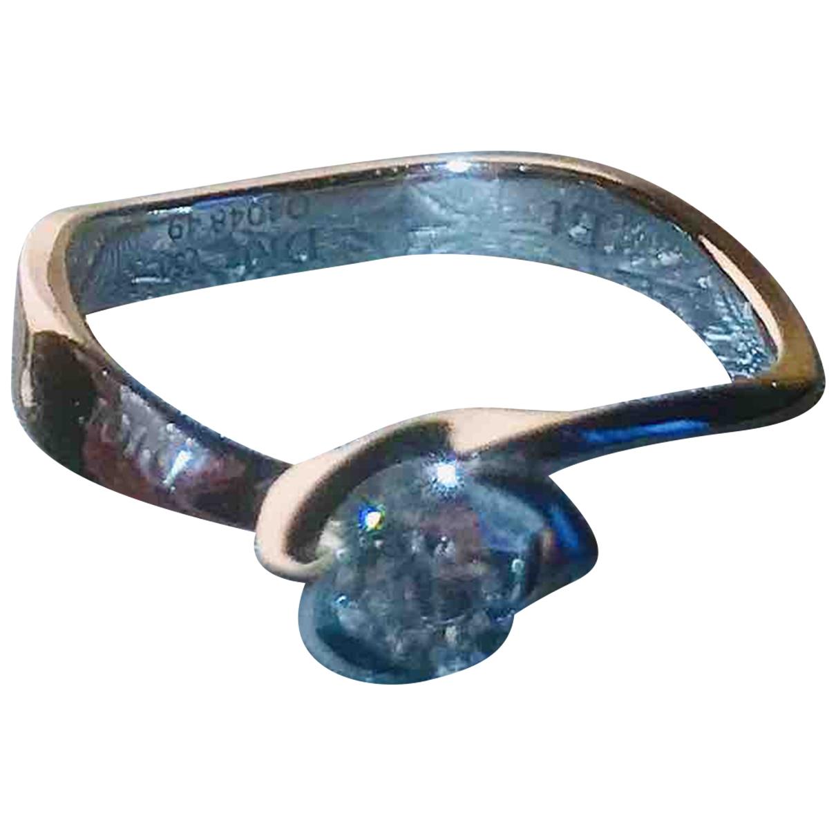 Dior Miss dior Ring in  Weiss Weissgold