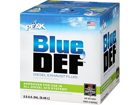Peak Bluedef Diesel Exhaust Fluid