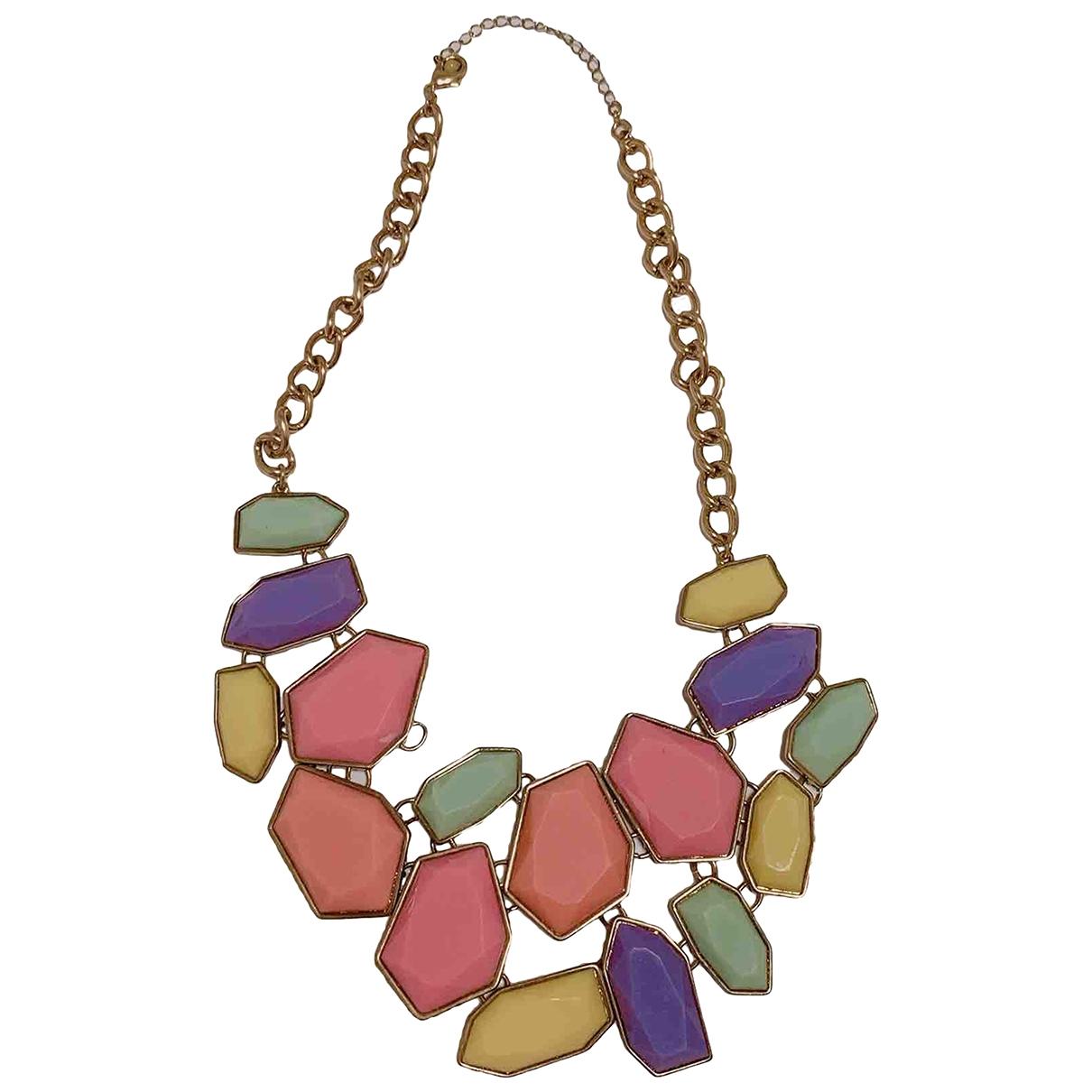 - Collier   pour femme en autre - multicolore