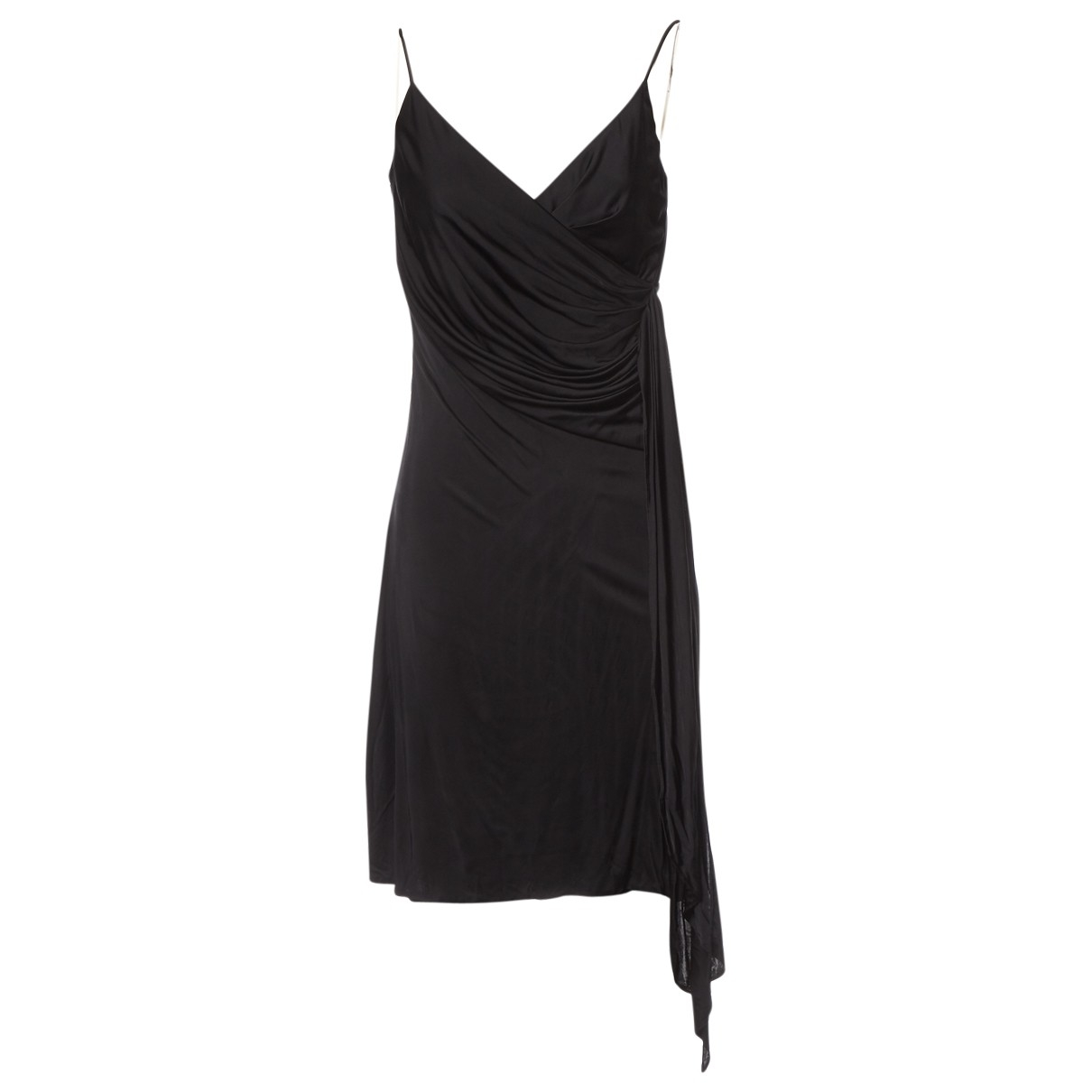 Alexander Mcqueen \N Black dress for Women 42 IT