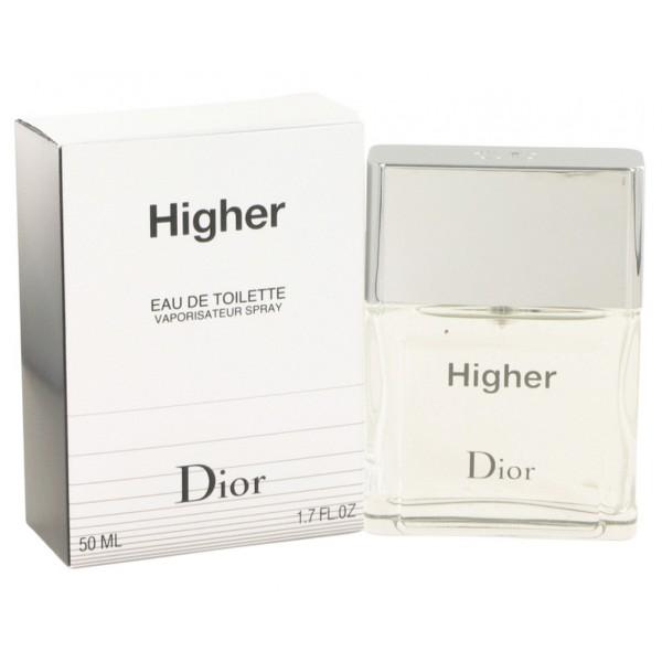 Christian Dior - Higher : Eau de Toilette Spray 3.4 Oz / 100 ml