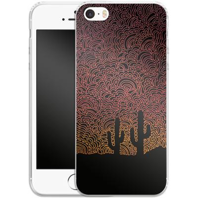 Apple iPhone 5s Silikon Handyhuelle - Arizona von Kaitlyn Parker
