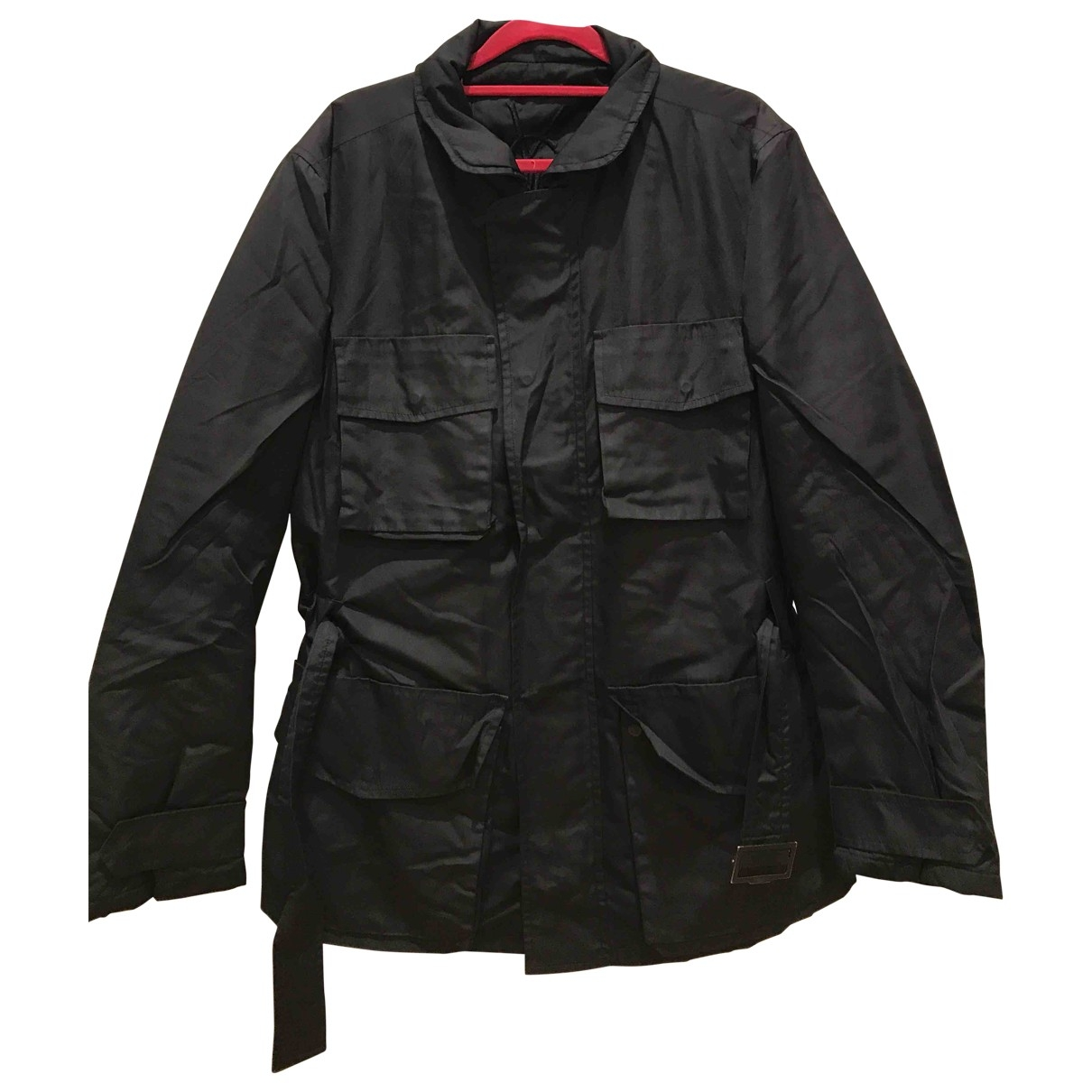 Yves Saint Laurent \N Black jacket  for Men 48 IT