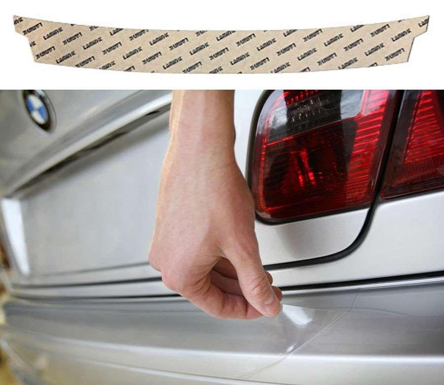 Audi A7 12-15 Rear Bumper Guard Lamin-X A1226