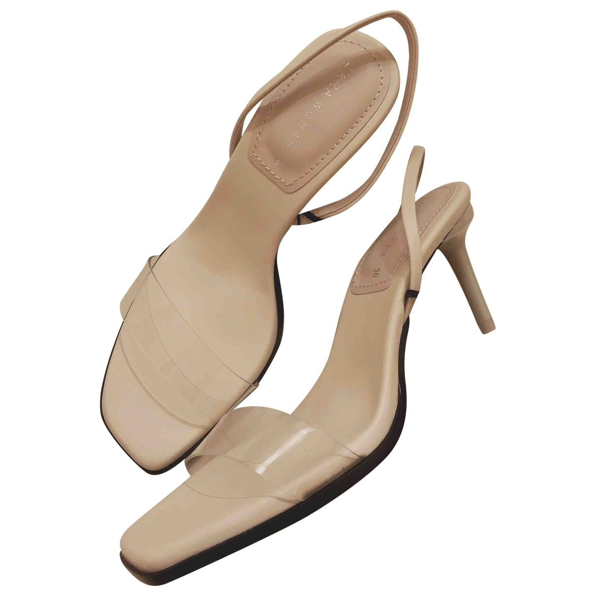 Zara \N Sandals for Women 36 EU