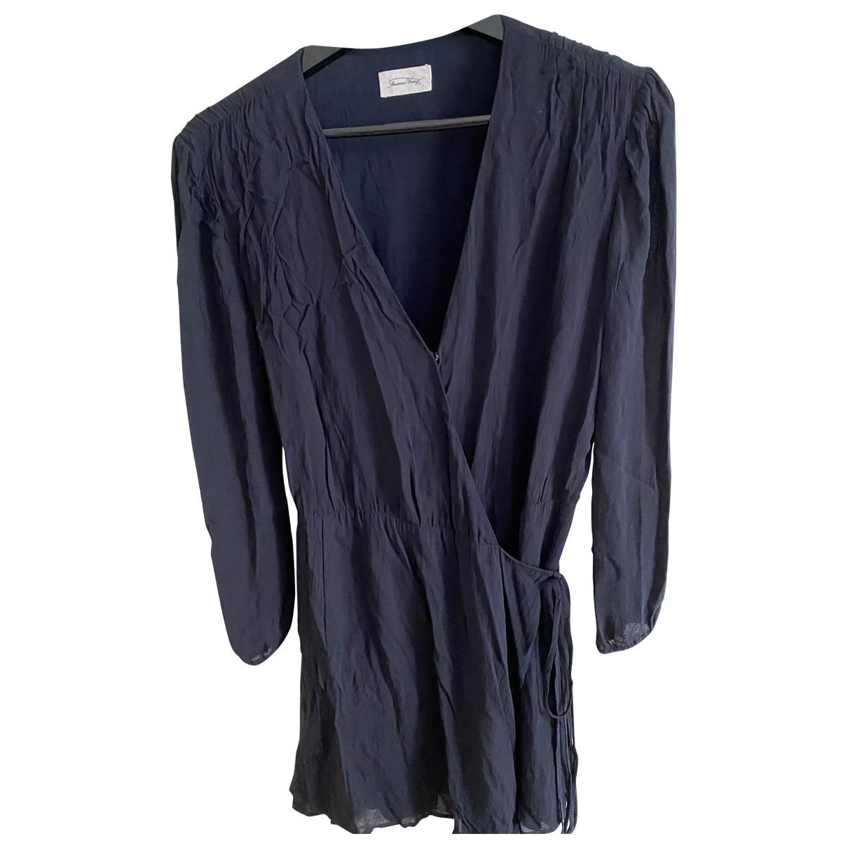 American Vintage \N Black dress for Women L International