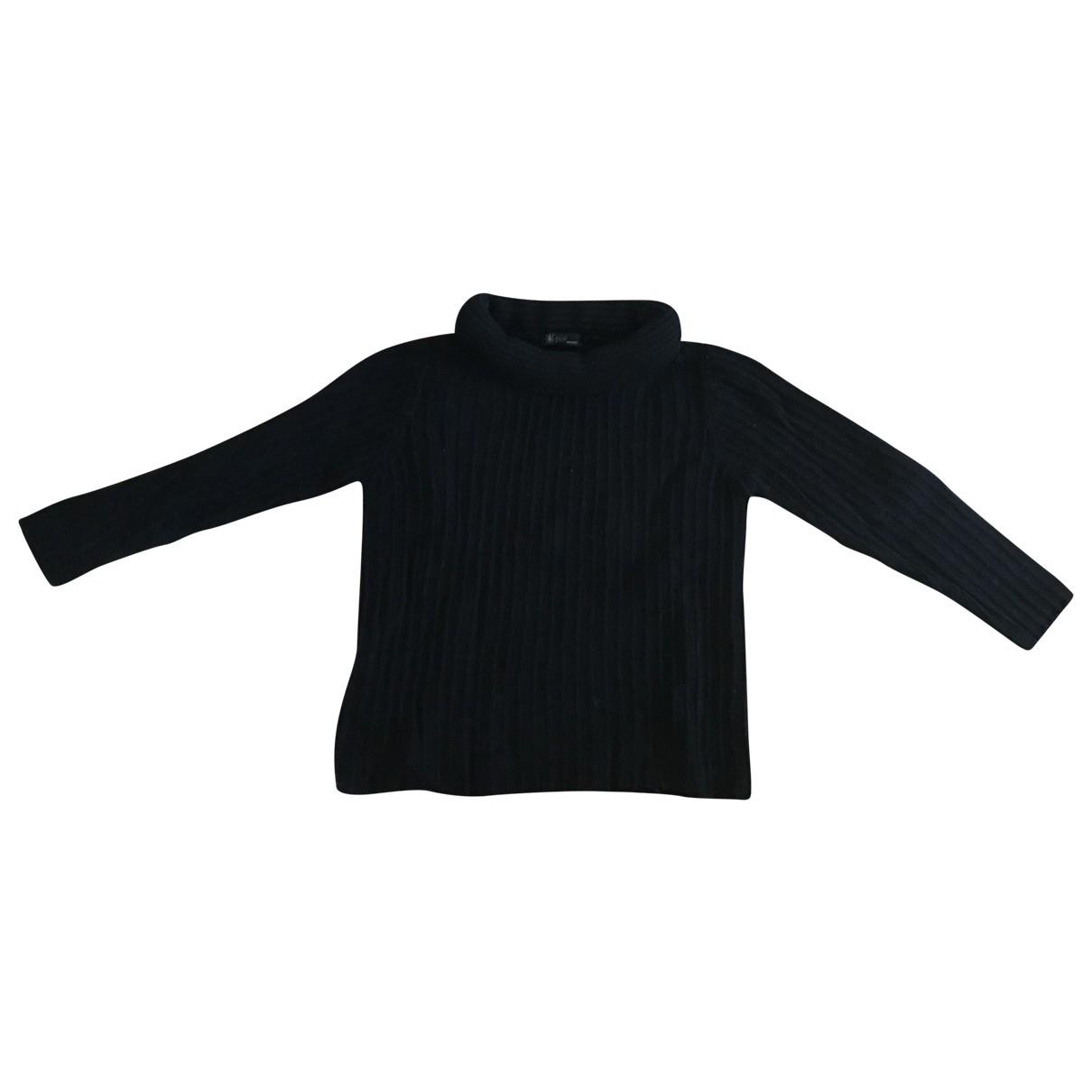 Isabel Marant Etoile \N Pullover in  Schwarz Wolle