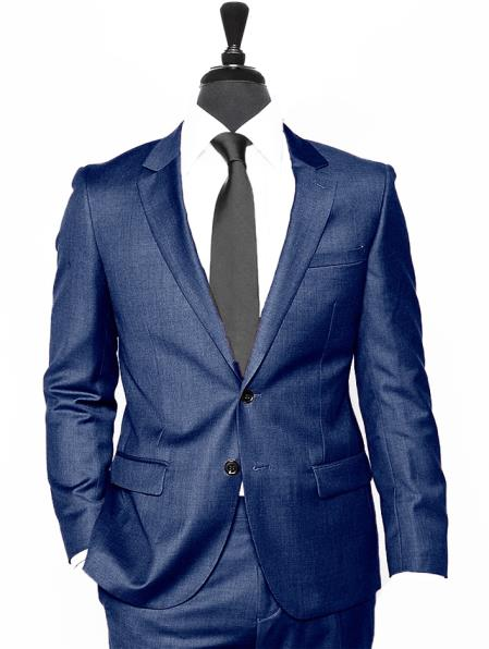 Coming 2018 Alberto Nardoni Wool Suit