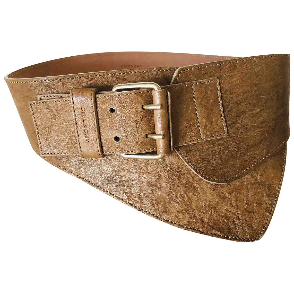 Cinturon de Cuero Givenchy