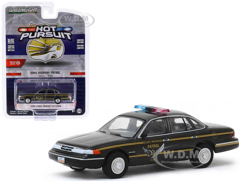 1995 Ford Crown Victoria Police Interceptor Brown Metallic