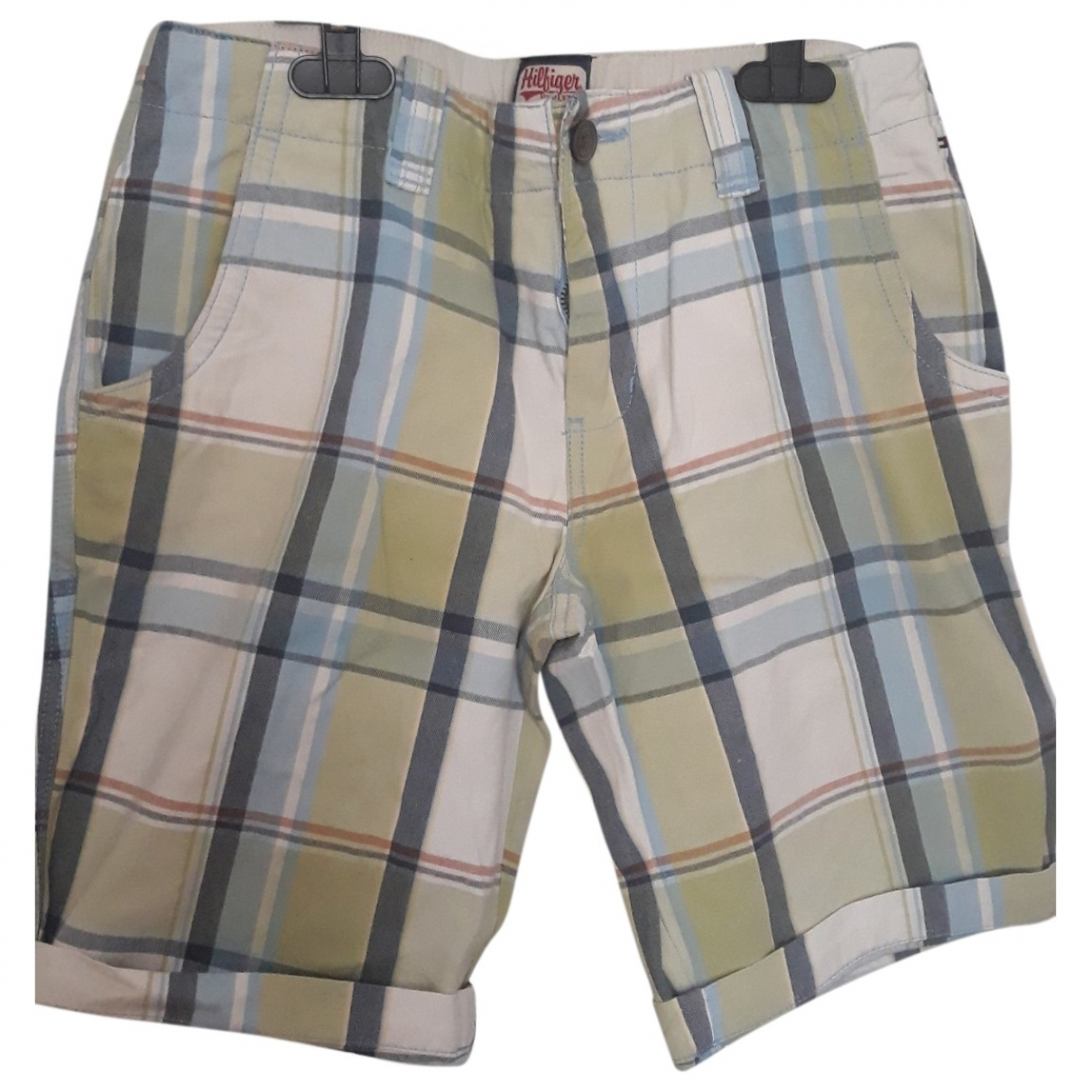 Tommy Hilfiger \N Multicolour Cotton Shorts for Kids 16 years - M FR