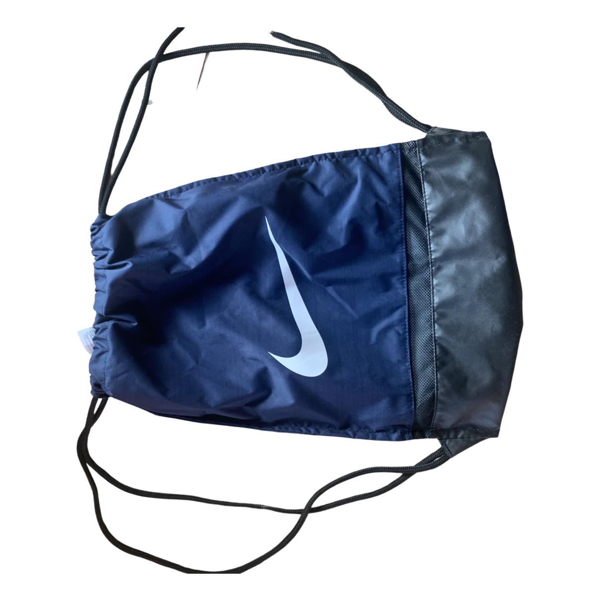 Nike - Sac a dos   pour femme - bleu