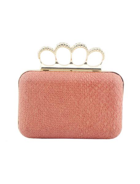 Milanoo Special Occasion Handbags Evening Clutch Bags Buttons Artwork Detachable Strap Cross Body Party Handbags