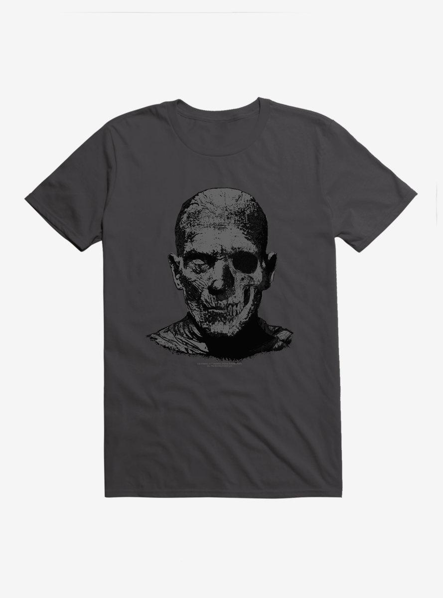 Universal Monsters The Mummy Skull Face T-Shirt