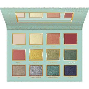 Catrice Yeux Fard a paupieres Addicted To Exotic Fruit Eyeshadow Palette 1 Stk.