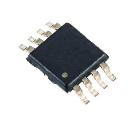 Texas Instruments LMV842MM/NOPB , Precision, Op Amp, RRIO, 4.5MHz 3 MHz, 2.7 → 12 V, 8-Pin VSSOP