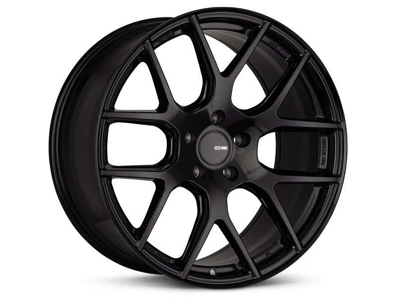 Enkei XM-6 Wheel 17x7.5 5x100 45mm Black