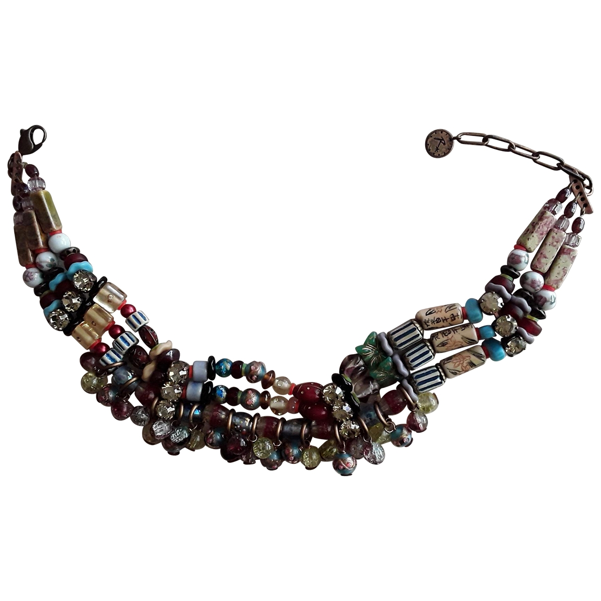 Reminiscence \N Multicolour Pearls necklace for Women \N