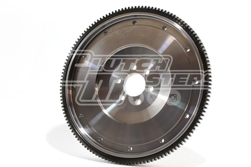 Clutch Masters FW-017-B-TDS 850 Series Steel Flywheel Audi TT Quattro 1.8L MK1 Turbo 6-Speed (02M) 00-06