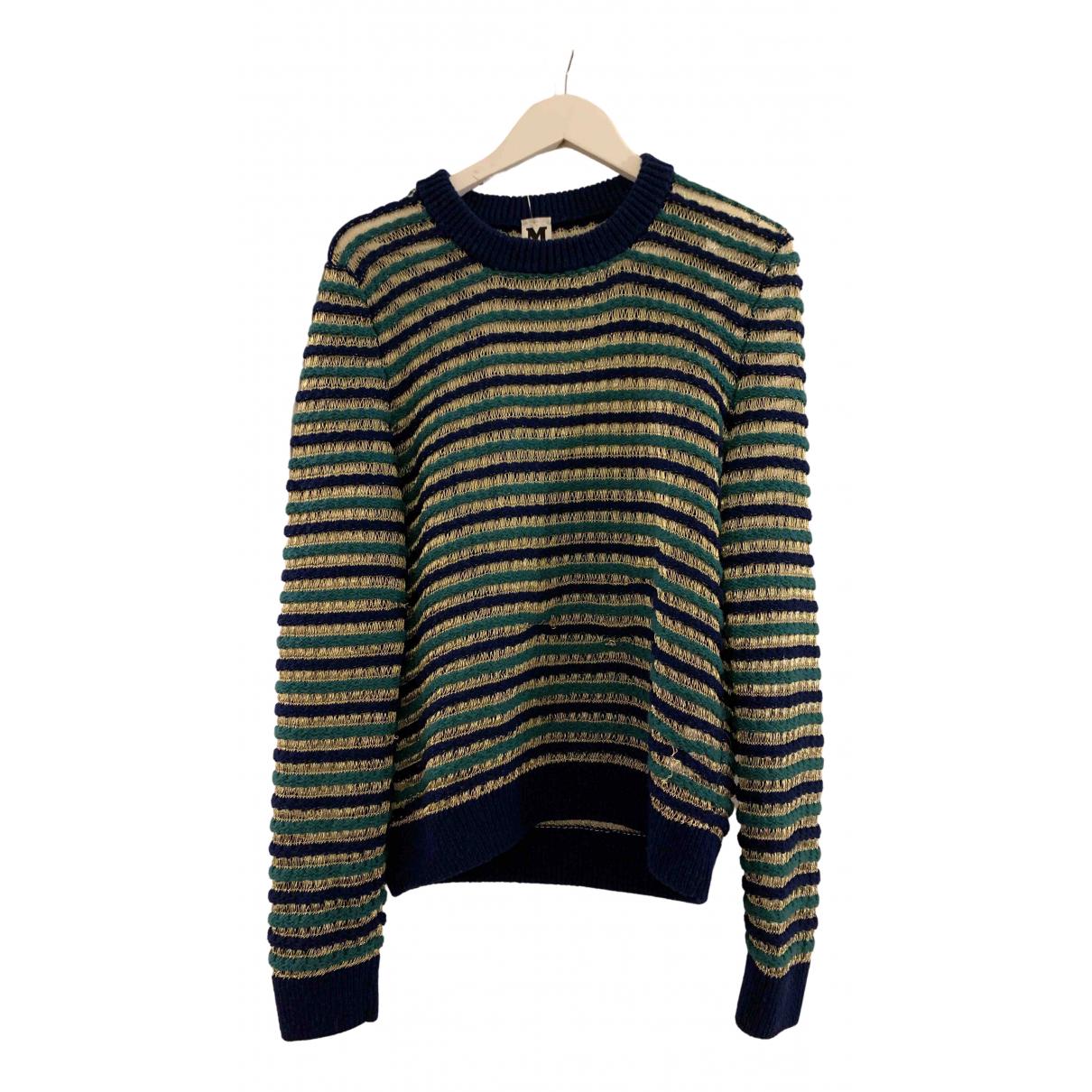 M Missoni N Multicolour Wool Knitwear for Women 44 IT