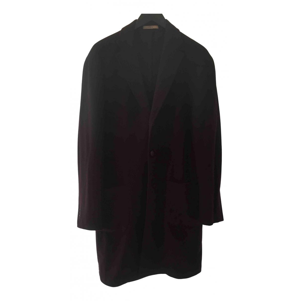 - Manteau   pour homme en cachemire - marron