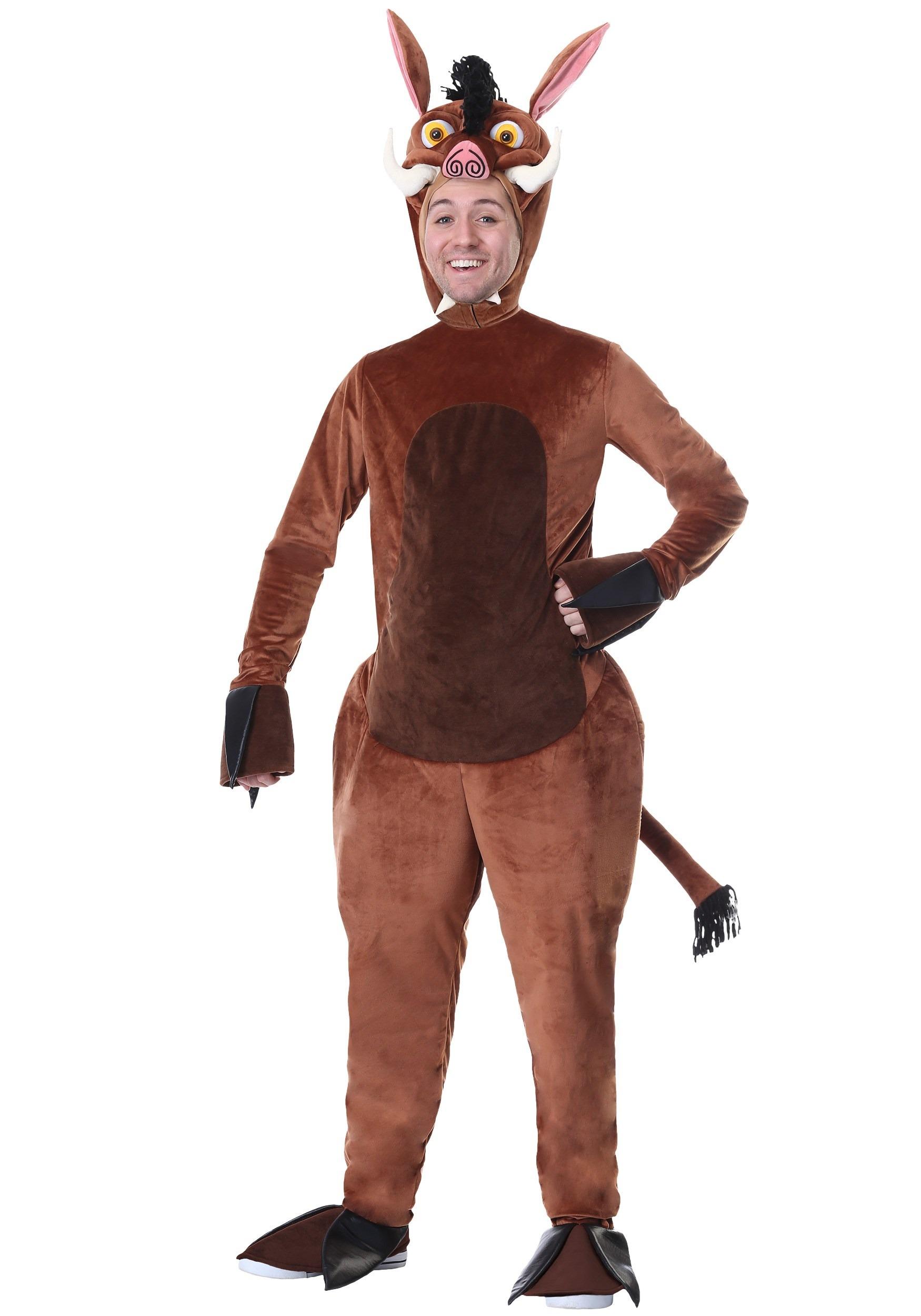 Warthog Adult Costume
