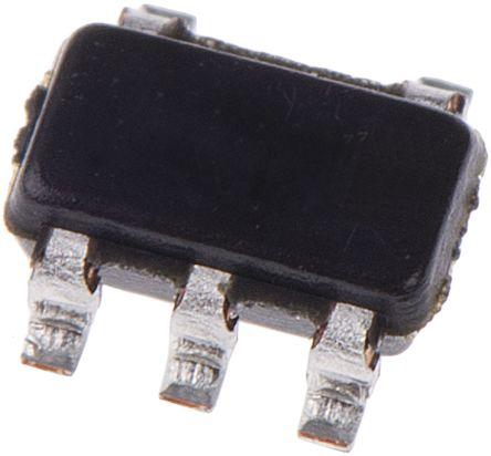 Intersil ISL28133FHZ-T7A , Op Amp, RRIO, 400kHz 1 MHz, 5-Pin SOT-23 (5)