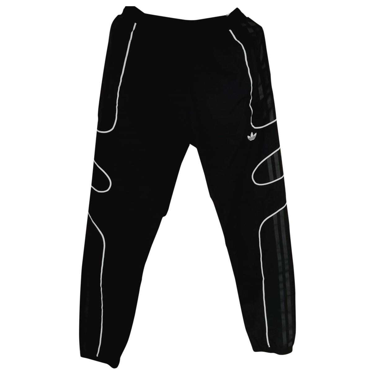 Adidas N Black Trousers for Men S International