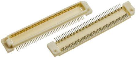 Hirose , FunctionMAX FX8, 120 Way, 2 Row, Straight PCB Header