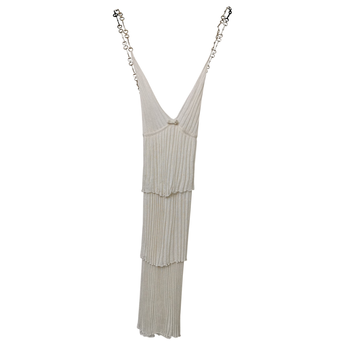 Gucci \N White Silk  top for Women S International