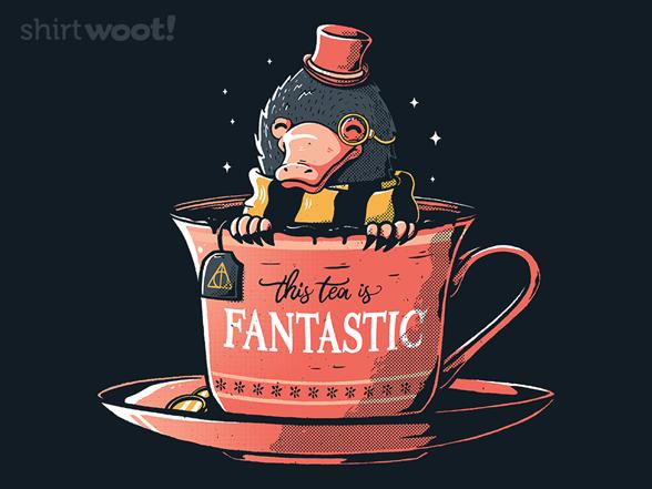 Fantastic Tea T Shirt