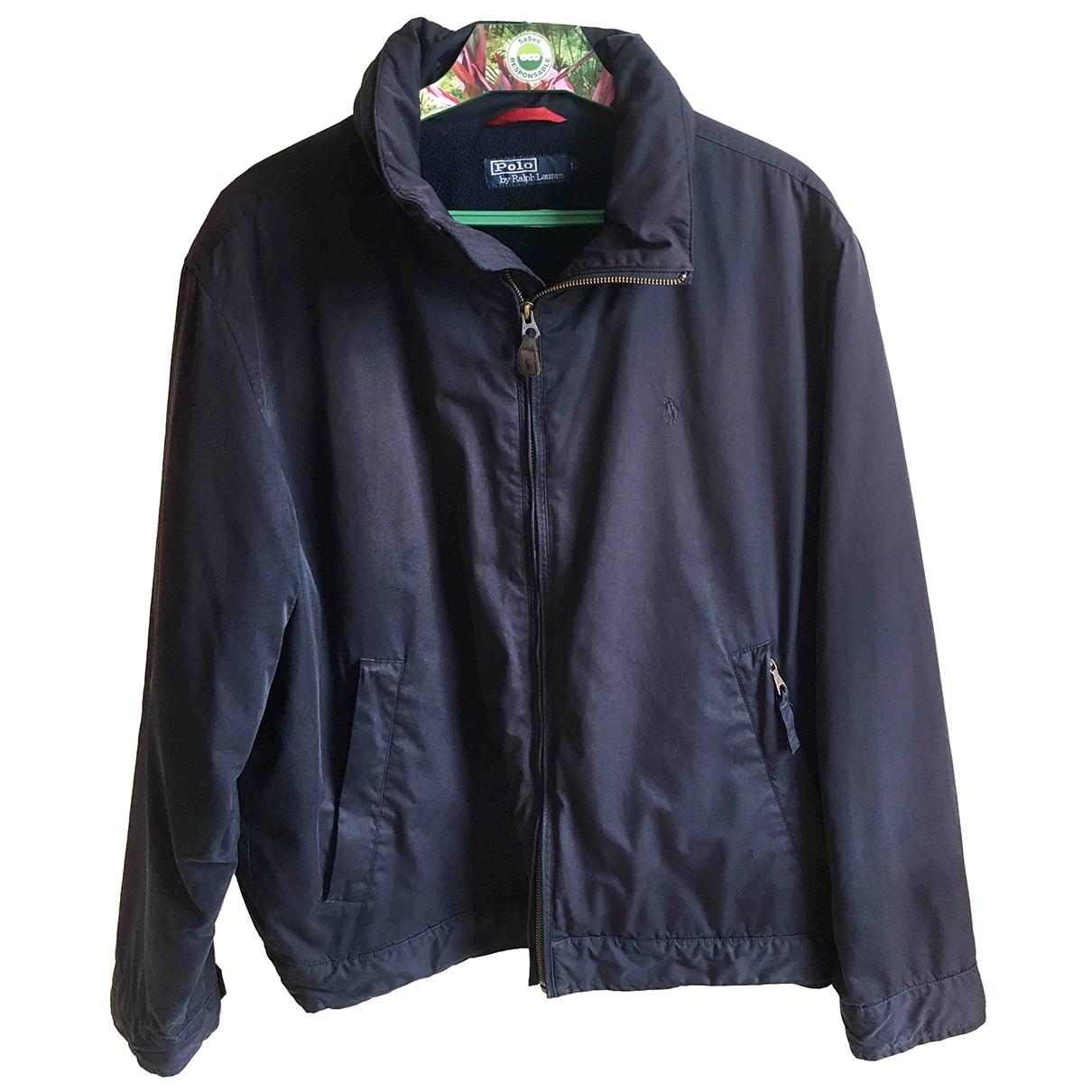 Polo Ralph Lauren \N Blue Cotton jacket  for Men L International
