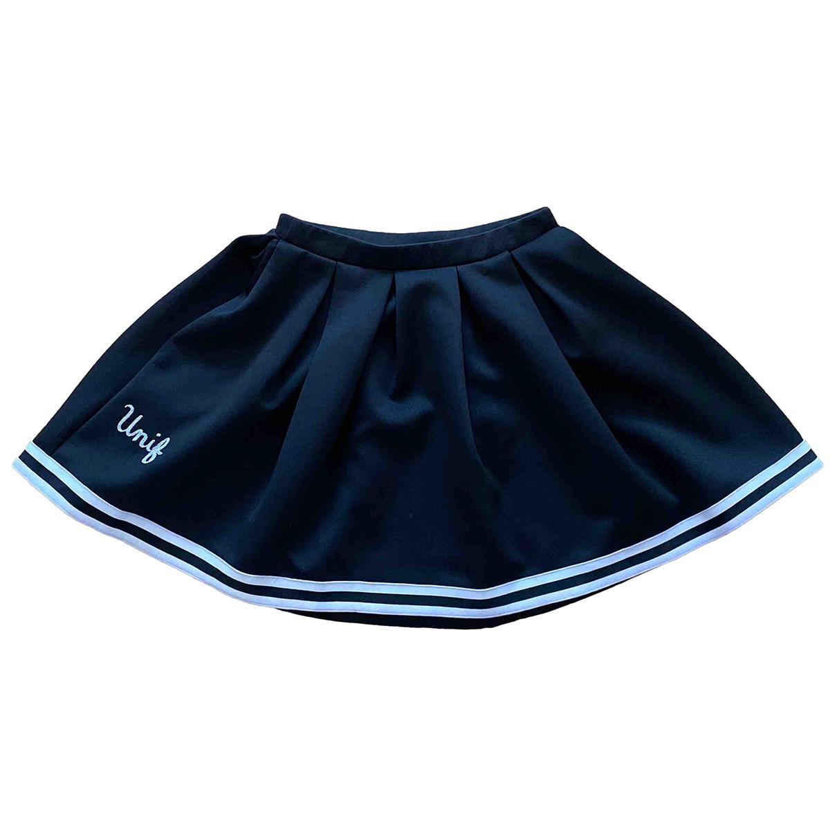 Unif - Jupe   pour femme - noir