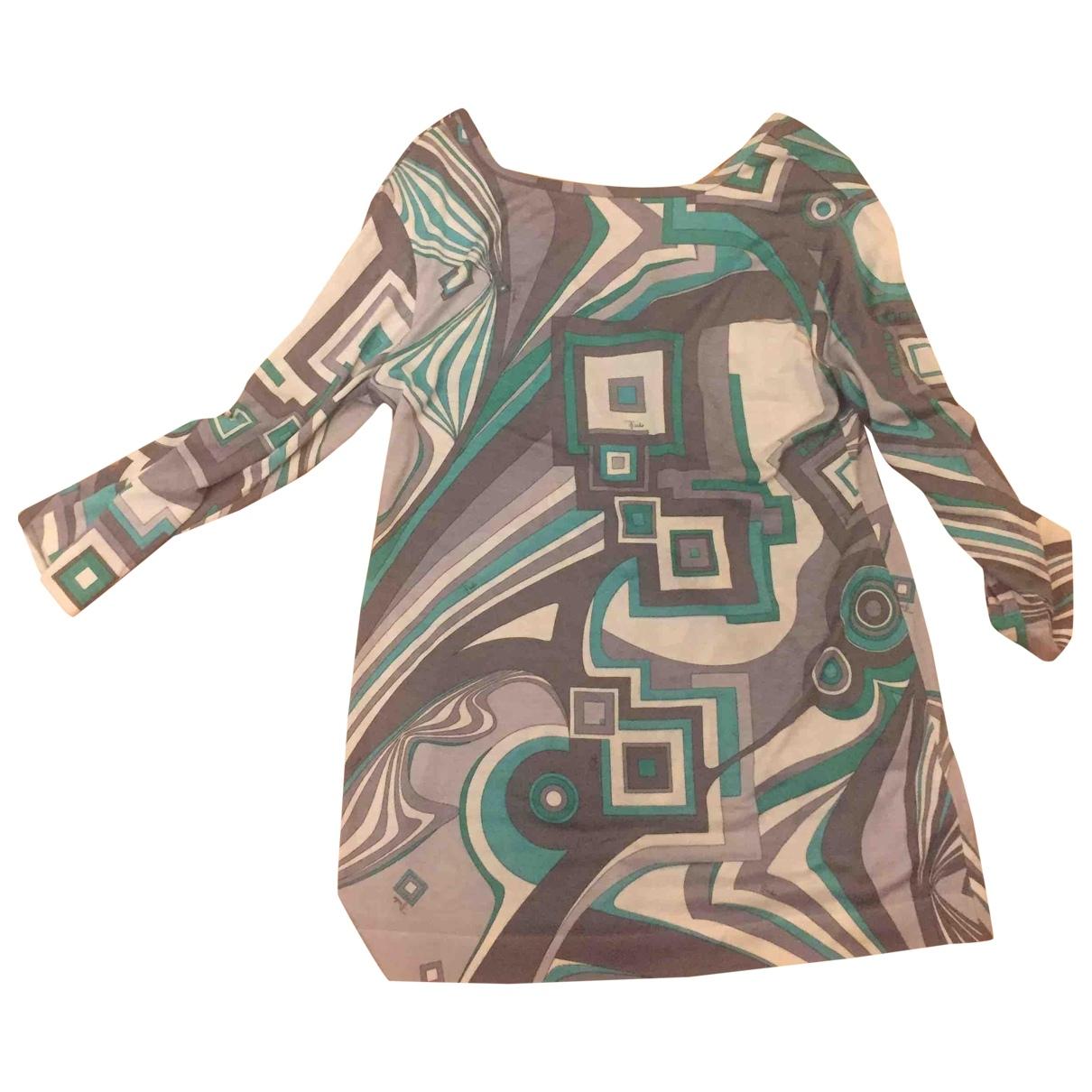 Emilio Pucci \N Multicolour Wool Knitwear for Women 44 FR