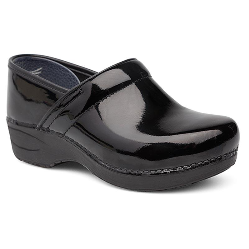 Dansko Pro Xp 2.0 Black Patent Leather Slip-Resistant 41 R