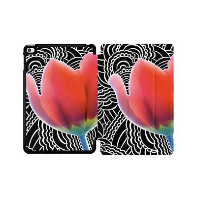 Apple iPad mini 4 Tablet Smart Case - Tulips von Kaitlyn Parker