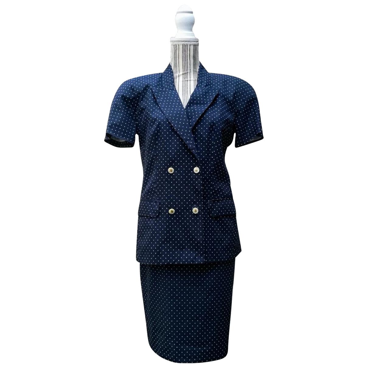 Brooksfield - Veste   pour femme en coton - bleu