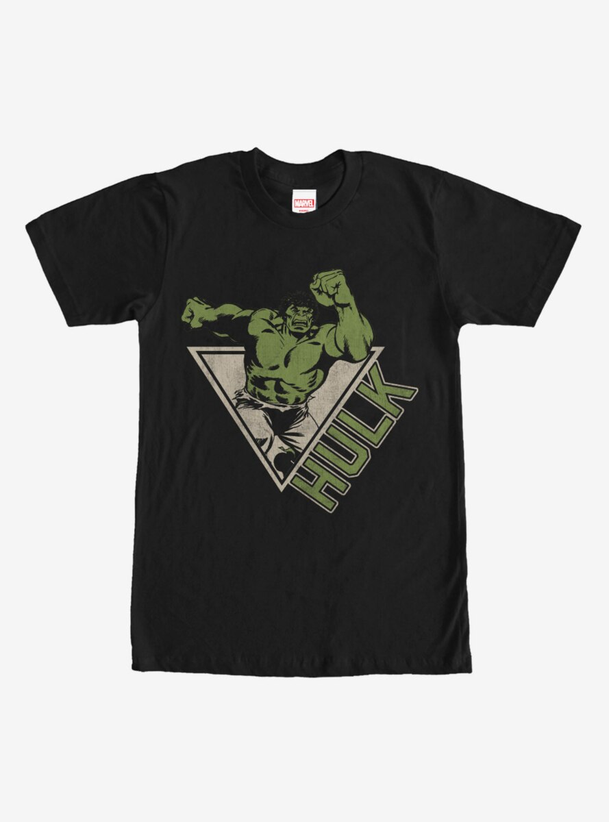 Marvel Triangle Hulk T-Shirt
