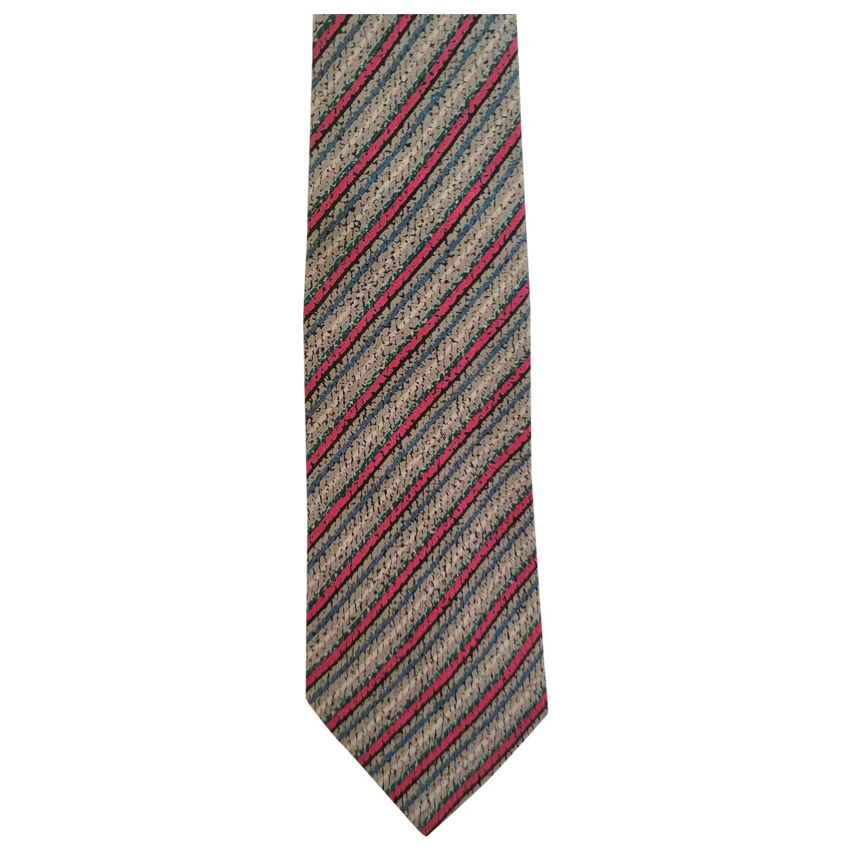 Missoni \N Multicolour Silk Ties for Men \N