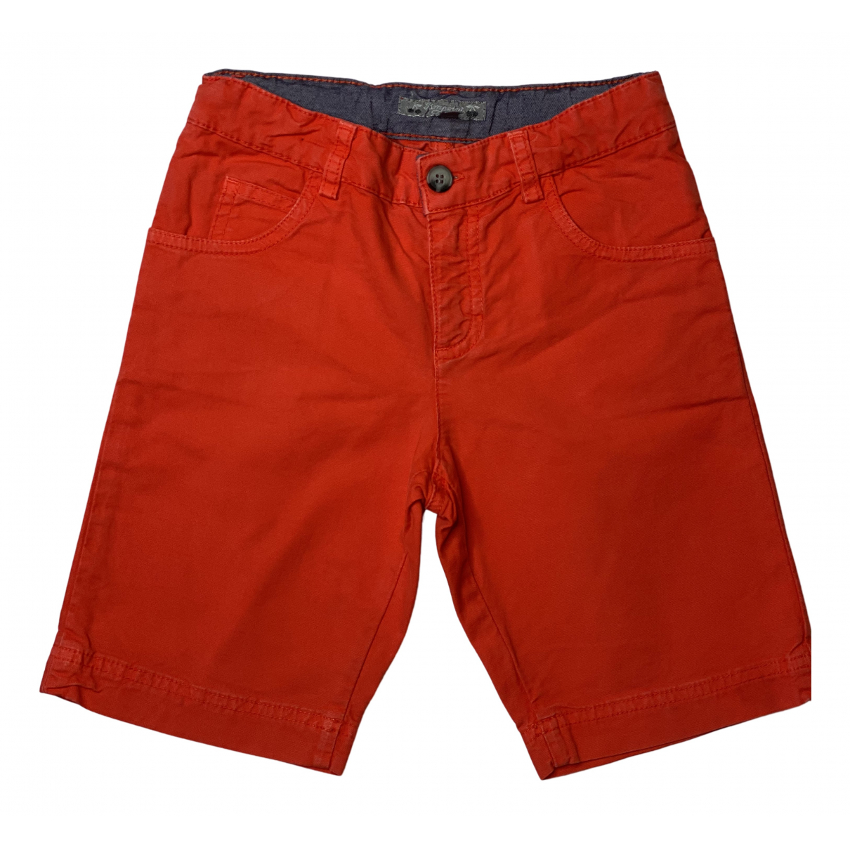 Bonpoint \N Shorts in  Rot Baumwolle