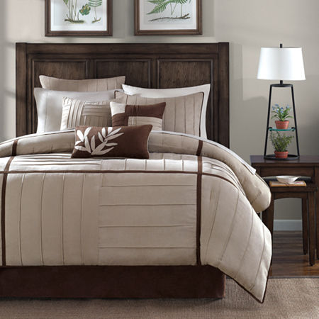 Dune 7-pc. Comforter Set, One Size , Beige