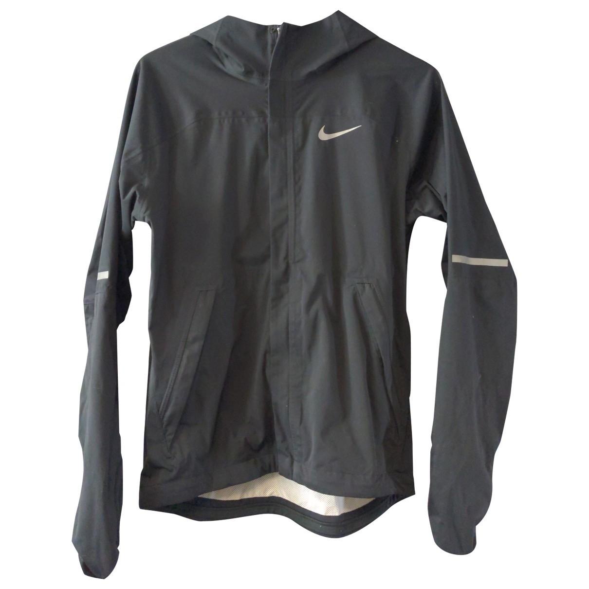 Nike \N Black jacket  for Men S International