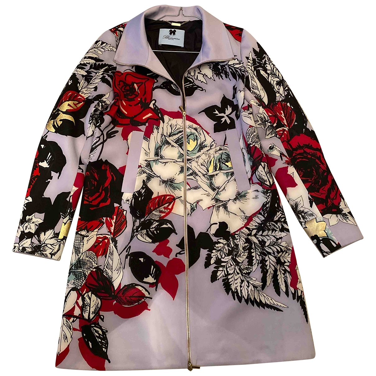 Blumarine \N coat for Women 42 IT